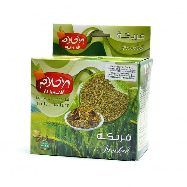 Al Ahlam Freekeh 900g