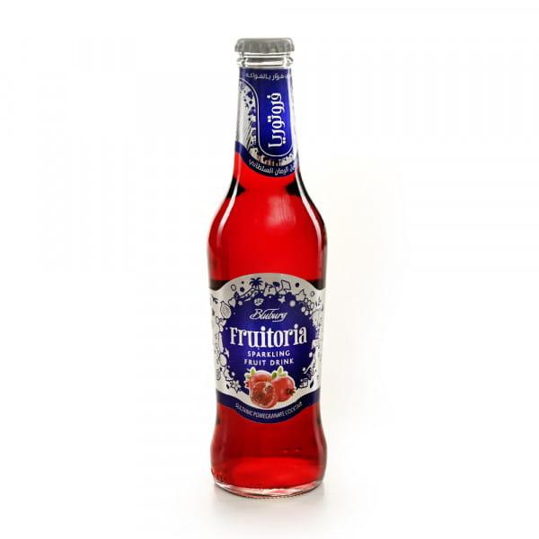 fruitoria Juice Kalk Granatapfel 300 ml